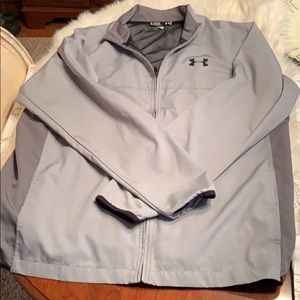 Under Armour Jackets & Coats - Under Armour XL Men's Lined Jacket in EUC